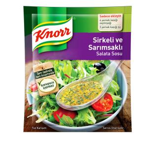Knorr Sirkeli Sarımsaklı Salata Sosu