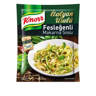 Knorr Fesleğenli Makarna Sosu