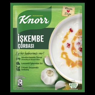 Knorr İşkembe Çorbası