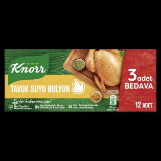 Knorr Tavuk Suyu Bulyon (6Lt)