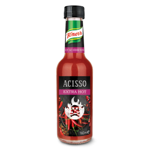 ACISSO EXTRA HOT 160 ML